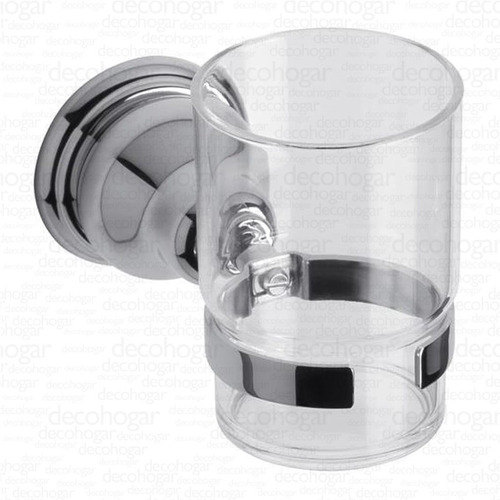 accesorios de baño porta cepillo dientes fv denisse 0169/64
