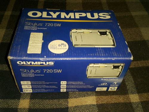 accesorios de camara digital olympus stylus 720w