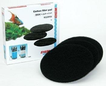 accesorios de filtro,eheim filtro de carbón pad para cla..
