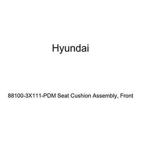 Genuine Hyundai 88160-2H100-HDB Seat Cushion Covering Front