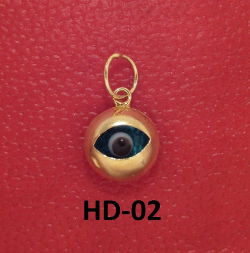 accesorios de moda, dijes de plata 925. ojo turco