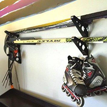 accesorios de skate hockey estante stick - storeyourboard..