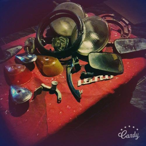 accesorios de vw fusca
