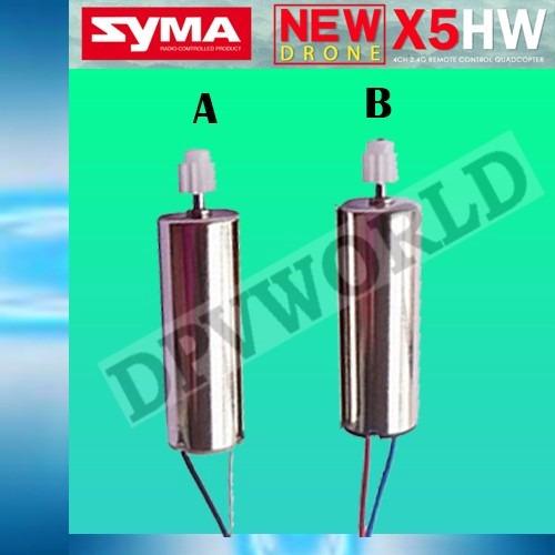 accesorios drone syma x5hw motor bateria control placa case