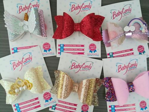 accesorios en glitter para princesas