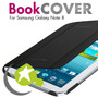 Funda Book Cover Protector Samsung Galaxy Tab 3 8 Original