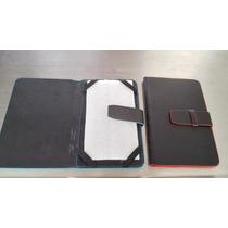 Forro Funda Cover Para Tablet 7 En Cuero O Neoprene Nuevas!