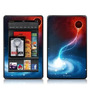 Black Hole Design Protective Decal Skin Sticker (matte Sati