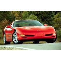 Forro De Trompa Mascara Para Corvette Año 1997.