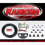 Kit De Compresor Rancho Rs9000 Nuevo Made In Usa
