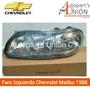 Faro De Chevrolet Malibu 98/2004