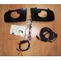 Kit De Bases Antiniebla Chevrolet Chevy Confort C2 Original