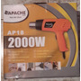 Pistola De Calor Marca Apache Modelo Ap18 2000 Watts