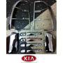 Kit Cobertor Manillas Retrovisor Stop Cromados Kia Sportage