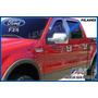Pilares Cromados 4 Piezas / Ford Fx4