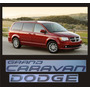 Kit Emblema Grand Caravan Dodge Chrysler