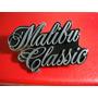 Emblema Chevrolet Malibu Classic 77
