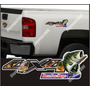 Kit Calcomania Emblema 4x4 Chevrolet Silverado Bass Pro Shop