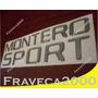Emblema Trasero Mitsubishi Montero Sport Del 2001 Al 2006