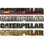 Calcomanias Para Vehiculos Caterpillar