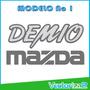 Kit Completo Calcomanias Mazda Demio Marca 3m V2