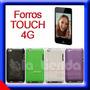 Ipod Touch 4 Protector Silicona Manguera Estuche Funda 4g 32