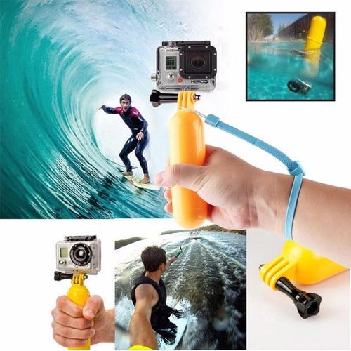 accesorios gopro flotador camara go pro ultrafino en pereira