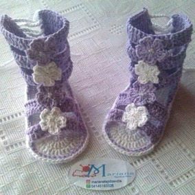Tejidos A Zapatos Para Crochet Bebe kXuPOwZiTl