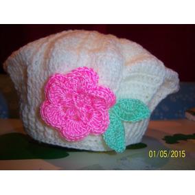 3e303939ad063 Gorros Y Boinas Tejidos A Crochet - Ropa y Accesorios en Mercado ...