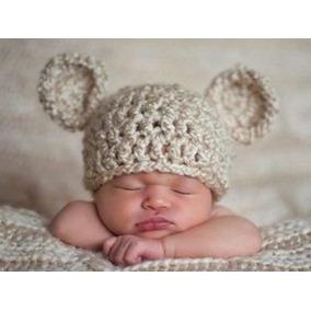 43d8402055818 Gorro Bebe Oreja - Accesorios Gorros para Bebés al mejor precio en Mercado  Libre Argentina