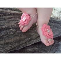 Sandalias Tejidas Para Bebes Promocion