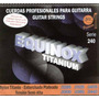 Cuerdas Para Guitarra Equinox Titanium