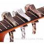 Capotraste Cocodrilo Para Guitarra Acustica - Electrica