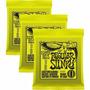 Set D Cuerdas Para Guitar Elect Ernie Ball Regular Slinky 10