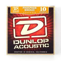Cuerdas Dunlop De Fosforo Para Guitarra Acustica X-light 010
