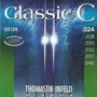 Cuerdas Thomastik Para Guitarra Clásica Cc124 .024