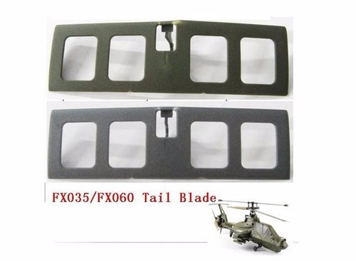 accesorios helicoptero rx fx