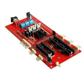Accesorios Impresora 3d Arduino Mega Escudo Control Tablero