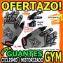 Wow Guantes Para Motorizado Cliclismo Motocross Supercalidad