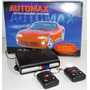 Alarma Automax Antiescaner