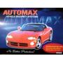 Alarma Automax Anti Escaner 2 Controles No Se Clona
