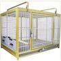 Jaula Para Ave Kings Cages Large Aluminium Parrot Travel Ca
