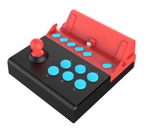 accesorios juego joystick nintendo switch teclado inalámbric