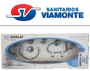 Accesorios Kit Baño 7 Piezas Alen Aqualaf -   3.280 45f6eb552838