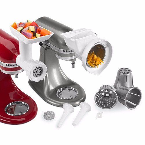 Accesorios Kitchenaid Kgssa Stand Mixer Attachment Pack 2