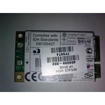 Tarjeta Wi-fi Compaq Presario F756la