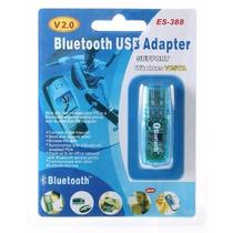 Mini Bluetooth Usb 2.0 Para Computadora Laptop Pc