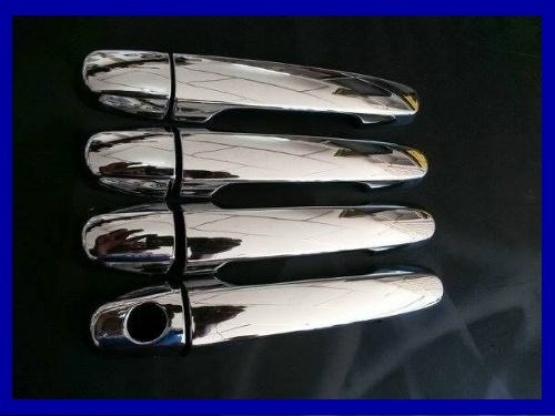 accesorios manillas cromadas toyota fortuner corolla hilux