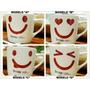S2 Mug Smile Cucharilla Café Te Chocolate Taza Starbucks