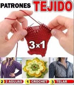 c4b0a016a1f71 Boinas Tejidas A Dos Agujas en Mercado Libre Uruguay